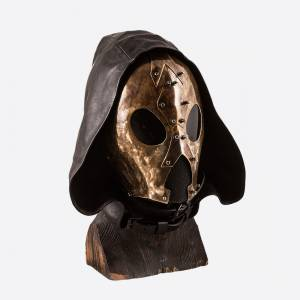 hooded_ant_brass_art_leather_gas_mask_2