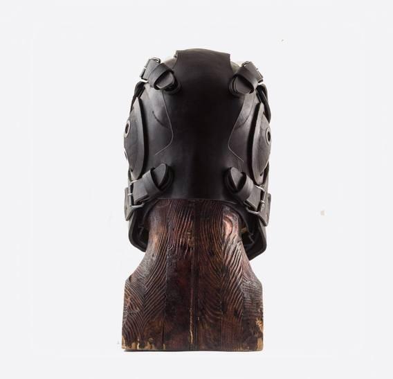 Star Custodian Art Leather Mask