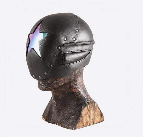 Stalinguard Art Leather Mask