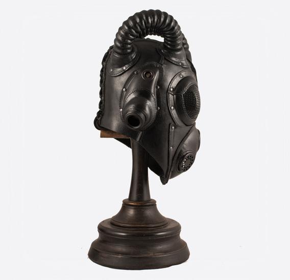 ΣΑΛΩΜΗΣ bag Beelzebub Art Leather Mask