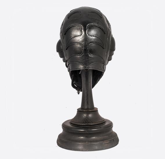 Amphibious Art Leather Steampunk Gasmask