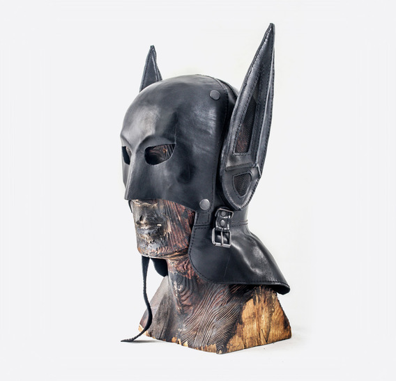 Batman Mask As It Could Be in 1920