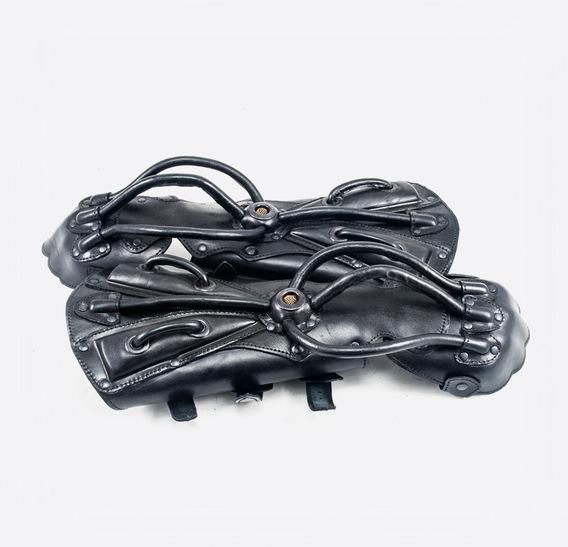 """2 Cyber Bracers """"Qunari"""""""