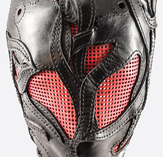 Octopus Sex Art Leather Mask