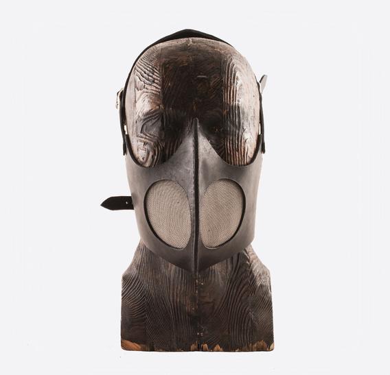 GARA art leather Full Moon Muzzle