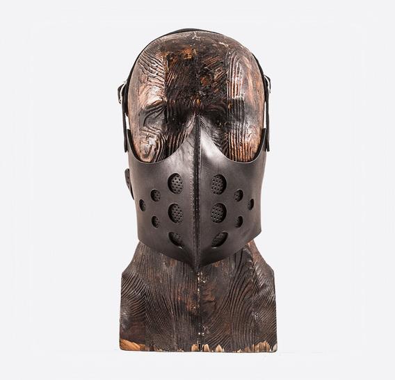 GARA art leather Muzzle 1