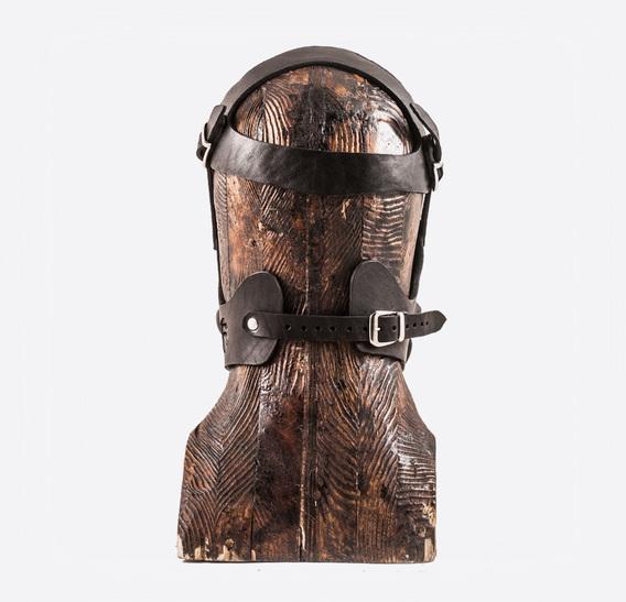 GARA art leather Muzzle 2