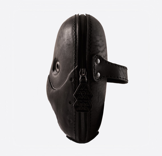 GARA Lecter Leather Handbag