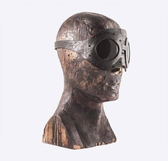 GARA Plague Doctor art leather Muzzle 2