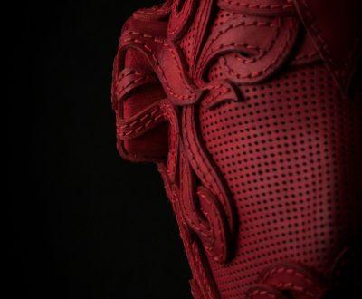 Mashrabiya Red