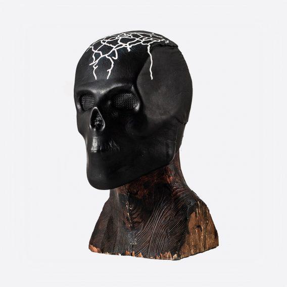 Bob Basset x Dania Simonov black skull